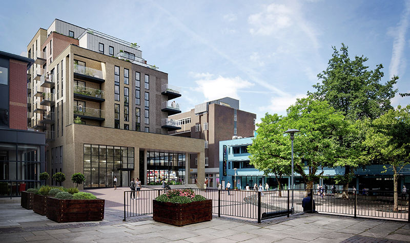 NHS Open Space expands to a new London site
