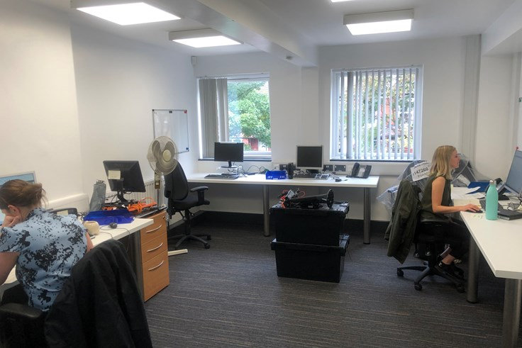 Property gallery image: £299,000 reconfiguration of first floor of health centre