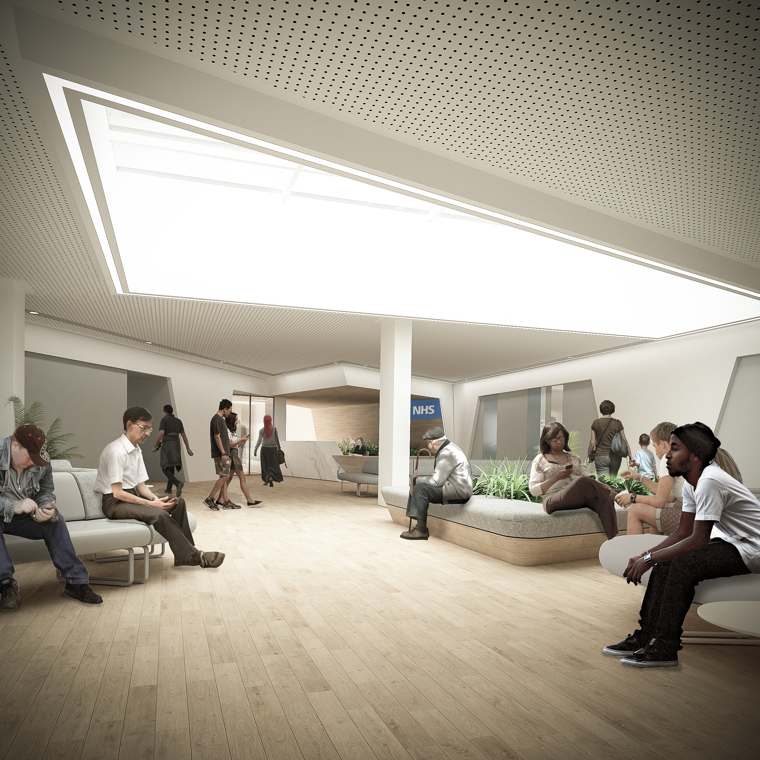 £13m funding agreed for new Nine Elms NHS health centre
