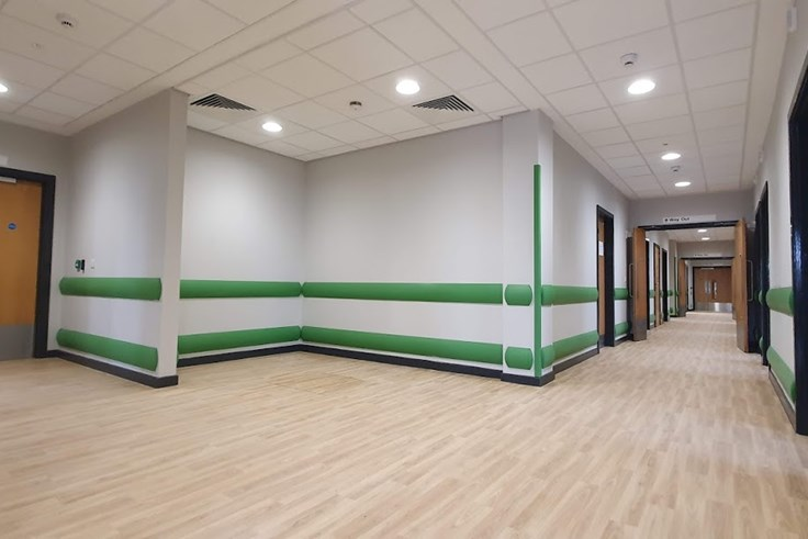 Property gallery image: Helping a CCG get the most from their estate by moving clinical services and undertaking full refurbishment